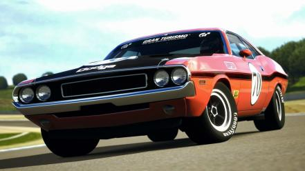 Racing dodge challenger 5 1970 cars speed wallpaper