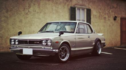 Rims tuned classic nissan skyline 2000 gt-r Wallpaper