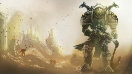 Video games chaos space marine warhammer 40,000 wallpaper