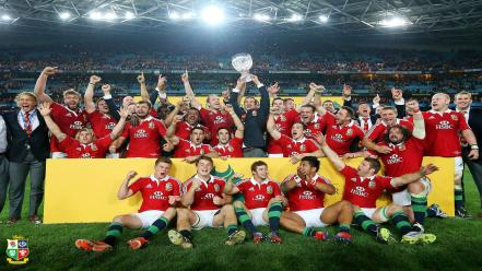 British and irish lions england ireland scotland wales wallpaper