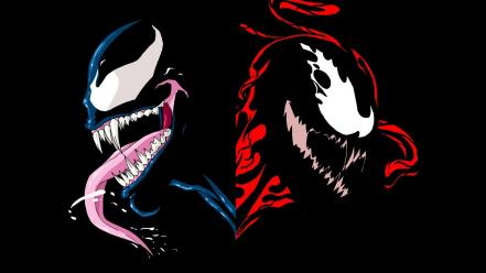 Carnage marvel comics spider-man venom Wallpaper