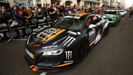 Cars audi fly r8 tuned gumball 3000 super wallpaper