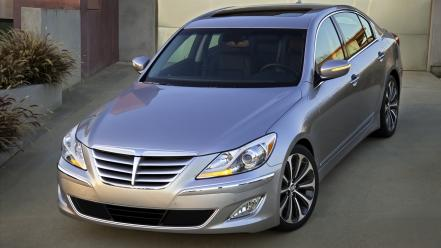 Cars vehicles hyundai genesis Wallpaper