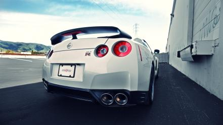Vehicles skyline r35 gt-r gtr gtr35 automobile wallpaper
