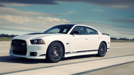 Cars dodge roads vehicles charger srt8 automobile Wallpaper