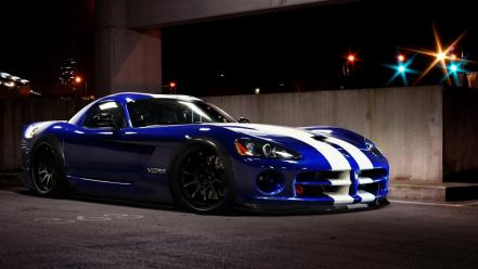 Dodge viper srt10 cars Wallpaper