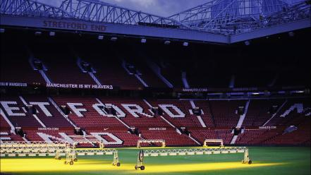 Fc red devils old trafford premier league wallpaper