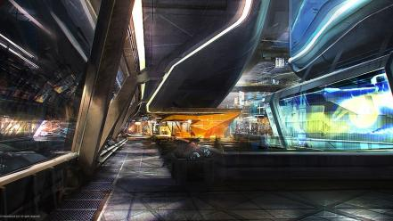Mass effect concept art 3 wallpaper