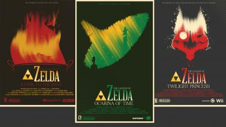 Time legend zelda twilight princess video games Wallpaper