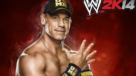Wwe 2k14 john cena wallpaper