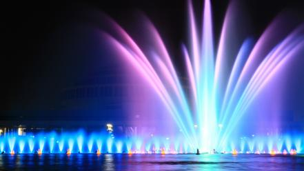 Amazing fountain pictures Wallpaper