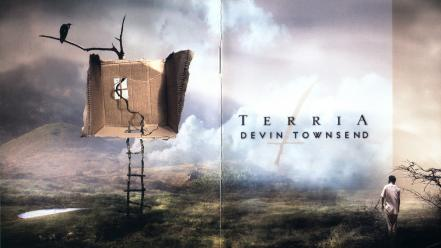 Devin townsend cover terria Wallpaper