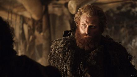 Game of thrones tv series tormund giantsbane wallpaper