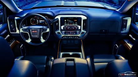 Gmc interior 2014 sierra wallpaper