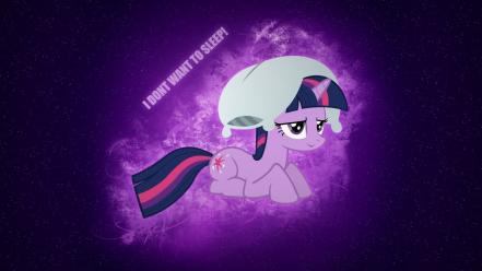 Twilight my little pony pony: friendship is magic wallpaper