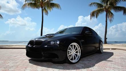 Black bmw m3 wallpaper