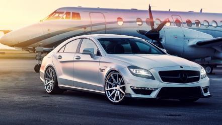 Mercedes-benz mercedes benz cls 63 amg automobile wallpaper