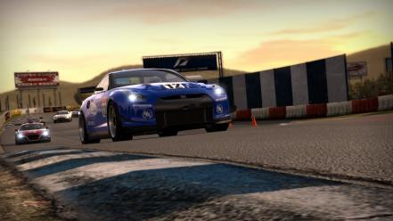 Nissan shift need for speed races gtr wallpaper