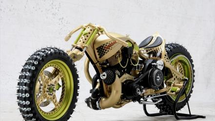 Spikes vehicles motorbikes turbocharged engine wallpaper