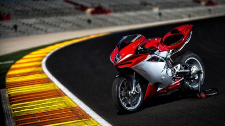 Superbike motorbikes mv agusta f4 Wallpaper