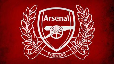 Arsenal logo hd wallpaper