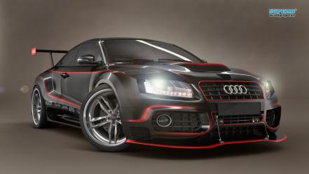 Audi a5 gtr cars wallpaper