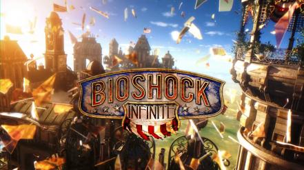Bioshock infinite Wallpaper