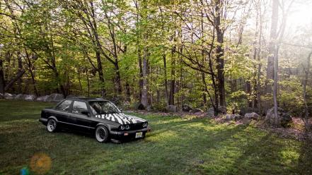 Bmw cars e30 Wallpaper