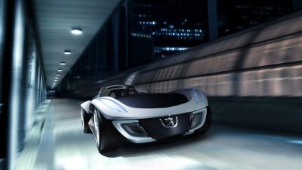 Cars hybrid peugeot concept flux car rc hymotion4 wallpaper