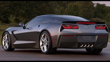 Cars stingray chevrolet corvette 2014 c7 wallpaper