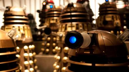Dalek doctor who wallpaper