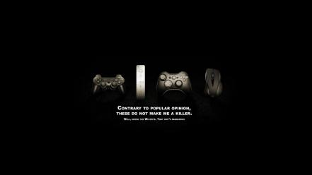 Funny playstation controllers mice wii controller game wallpaper