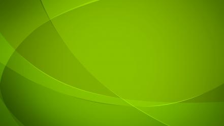 Green abstract wallpaper