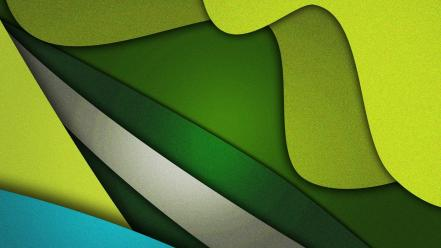 Green abstract multicolor colors wallpaper