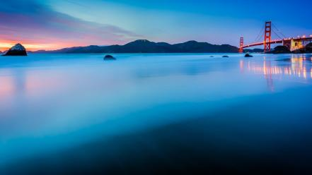Landscapes bridges golden gate bridge san francisco wallpaper