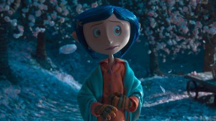 Movies animation coraline wallpaper