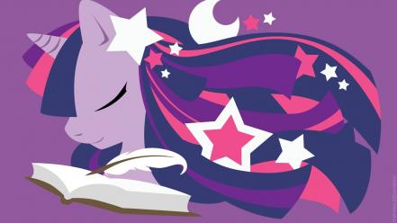 Pony pony: friendship is magic twilight sparkle Wallpaper