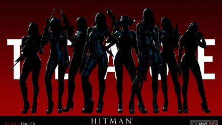 Tease hitman: absolution wallpaper