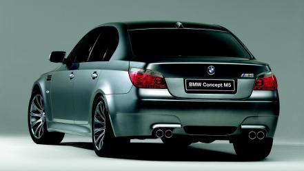 Bmw e60 m5 concept Wallpaper