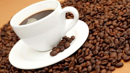 Brown coffee drinking Wallpaper