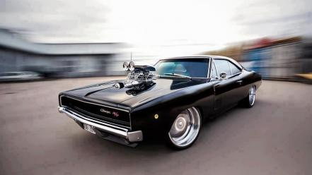 Cars dodge charger r/t carré callaway challenger wallpaper