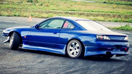 Cars nissan roads vehicles silvia s15 automobile wallpaper