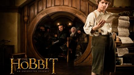 Freeman bilbo baggins frodo hobbits thorin oakenshield Wallpaper