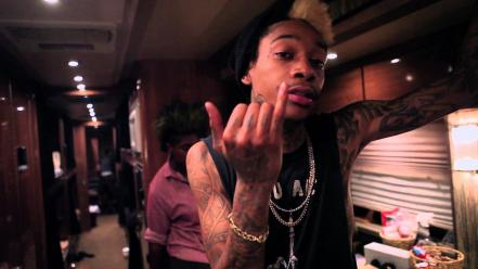 Wiz khalifa cameron jibril thomaz wallpaper