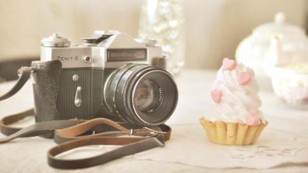 Cameras objects Wallpaper