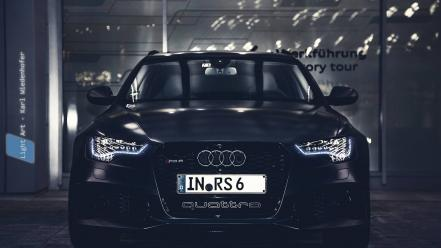 Cars audi rs6 wallpaper