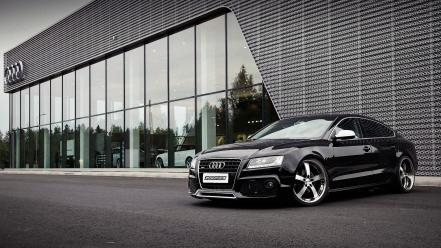 Cars audi vehicles rs5 automobile wallpaper