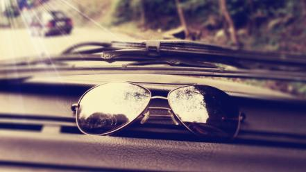 Cars sunglasses wallpaper