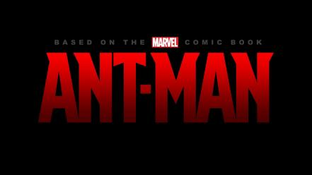 Marvel comics movie posters black background antman Wallpaper