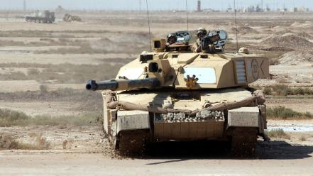 Nato tracks main battle tank basra 2 wallpaper